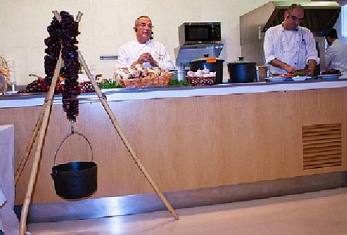 cocina tradicional murciana el caldero
